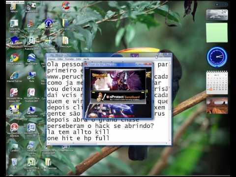 Hack grand chase chaos funfano ainda dia 14 07 11