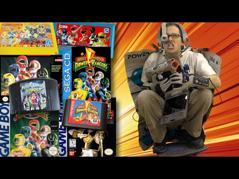 Xxx Mp4 Mighty Morphin Power Rangers Angry Video Game Nerd 3gp Sex