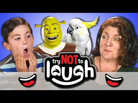 Try to Watch This Without Laughing or Grinning 46 REACT