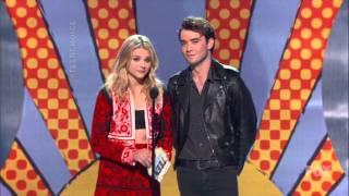 Chloe Moretz   2014 Teen Choice Awards