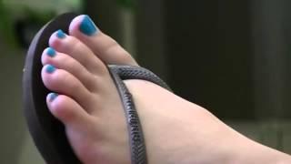 Girl Feet Fetish