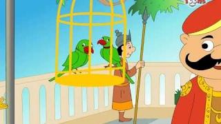 """Raja Che Aawadate Popat"" Marathi Story (Hitopadesh Goshta) By JingleToons"