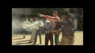 RETRIBUTION ROAD Official Trailer (2009) - Michael Gregory, John Castellanos, Leslie Easterbrook