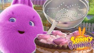 Cartoons for Children | Sunny Bunnies CATCH THAT CAKE | Funny Cartoons For Children