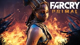 Far Cry Primal All Cutscenes (Game Movie) Full Story 1080p HD