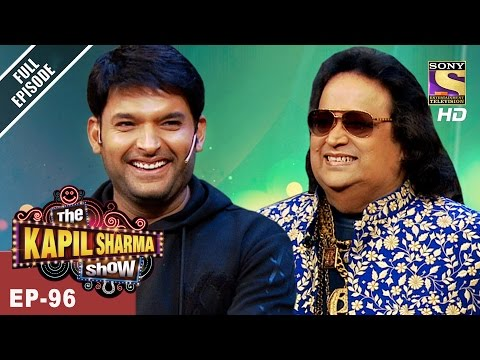 The Kapil Sharma Show - दी कपिल शर्मा शो-Ep-96 - Bappi Lahiri In Kapil's  Show - 9th Apr, 2017