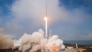 O Falcon 9 da SpaceX Criou Mesmo Um Buraco na Atmosfera da Terra?