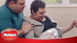 Experience Motherhood with the Hugbelt - Huggies®