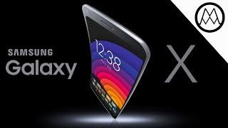 Forget Galaxy S9 - Samsung Galaxy X Confirmed.