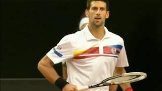 Novak Djokovic — Destroying Fedal 2011 (HD)