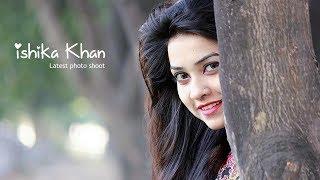 Ishika Khan photo shoot | Bd sweet actress | Bangladeshi media