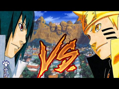 watch Ten Tails Naruto vs Rinnegan Sasuke!!! Who Would Win?? (In Depth Discussion)