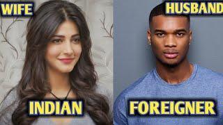8 Famous Indian Celebrities Who Married To Foreigners | Priyanka Chopra, Nick Jonas, Shruti Haasan