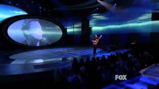 Phillip Phillips- In The Air Tonight - American Idol 11 - Top 13 Boys