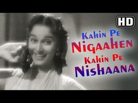 Xxx Mp4 Kahin Pe Nigahen Kahin Pe Nishana HD CID Songs Waheeda Rehman Bir Sakhuja Dev Anand 3gp Sex