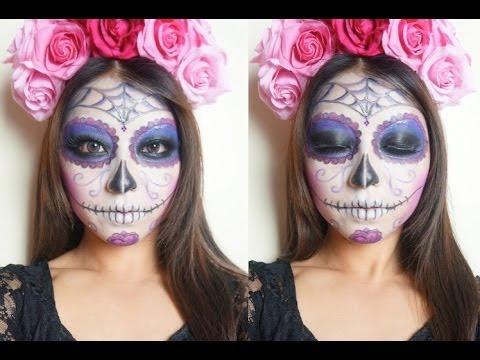 Xxx Mp4 Mexican Sugar Skull Makeup Tutorial 3gp Sex