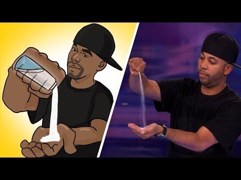 World s Most Famous Magic Tricks Revealed