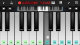 Sanam Re Piano Tutorial (Full Song) || Arijit Singh || -Mobile Perfect piano tutorial