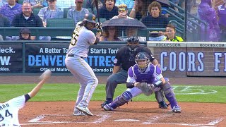 7/21/17: Bell, Cutch lead Pirates to a 13-5 win