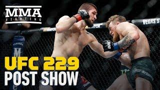 UFC 229: Khabib vs. McGregor Post-Fight Show - MMA Fighting