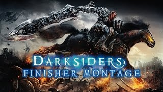 Darksiders Finishing Moves HD