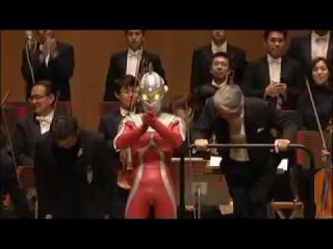 Ultra Seven Music Concert Toru Fuyuki