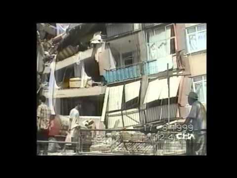 17 Ağustos 1999 Gölcük Deprem