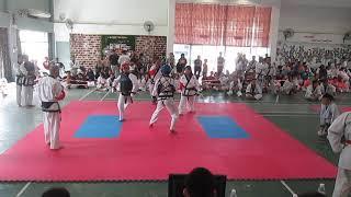 Melvin Chung vs  Andrian Jimbat