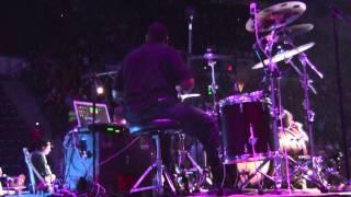 CeCe Winans Live - Hallelujah (Drum Cam) - Women of Faith 2013 Tour