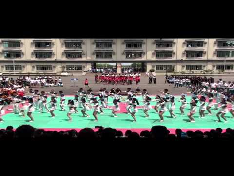 慈惠醫專102年啦啦隊比賽二年級組第1名-物理治療科2年4班(102.04.09)