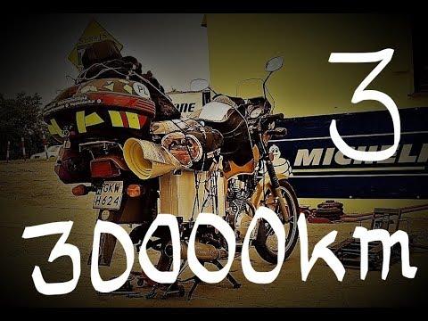 Romet K 125 po przebiegu 30000km cz. 3 4