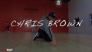 Chris Brown - Confidence | Dance Choreography @Bizzyboom