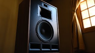 The Klipsch Cornwall IV Review!   Power and Emotion