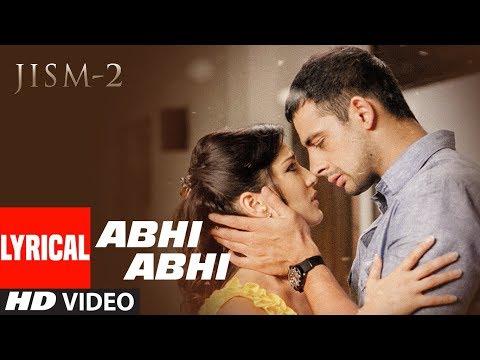Xxx Mp4 Lyrical Abhi Abhi Toh Mile Ho Jism 2 Sunny Leone Randeep Hooda Arunnoday Singh 3gp Sex