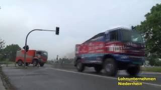 Wunderland Kalkar On Wheels | Truck-Konvoi 2016