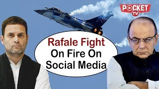 Jaitley & BJP, Rahul & Congress engage in fight over Rafale | Top news - 24 September 2018