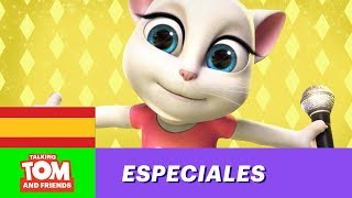 Talking Tom and Friends - Las 5 canciones más exitosas de Talking Angela