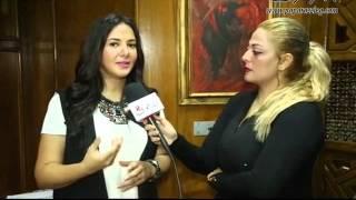 دنبا سمير غانم في مسلسل جديد في رمضان القادم