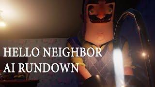 Hello Neighbor: AI Rundown