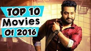 Top 10 Telugu Movies | Best of Tollywood 2016