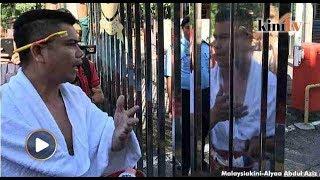 Jamal tak dapat mandi wajib kerana krisis air