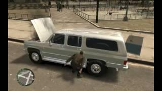 GTA IV [PC] - My Suburban Broke Down .... =(  (HD)