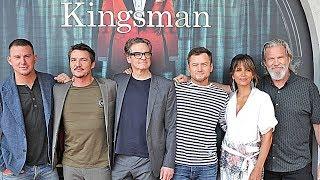 Kingsman 2: The Golden Circle - Comic-Con panel San Diego 2017