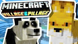 I Made Minecraft 1.14 (Village & Pillage) EARLY!!