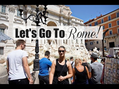 Flight Attendant Flight Benefits | Let's Go To Rome!