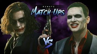 JOKER (The Dark Knight) VS JOKER (Suicide Squad)