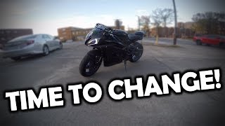Its time for a change....