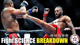 Jon Jones SPECIAL MMA Weapon UNCOVERED ● HOW He Wins Fights with Traditional WING CHUN Technique