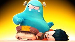 Funny Animated Cartoon | Spookiz | Don