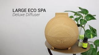 Large Eco Spa Deluxe Diffuser